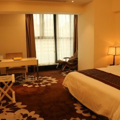 Отель Shi Ji Huan Dao Hotel Китай, Сямынь - отзывы, цены и фото номеров - забронировать отель Shi Ji Huan Dao Hotel онлайн комната для гостей фото 4