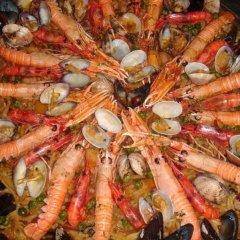 Отель Fonda Can Setmanes Испания, Бланес - отзывы, цены и фото номеров - забронировать отель Fonda Can Setmanes онлайн питание