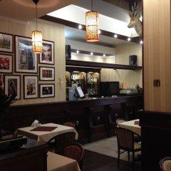 Отель Атлаза Сити Резиденс Екатеринбург гостиничный бар