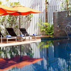 Отель Aspira Prime Patong бассейн