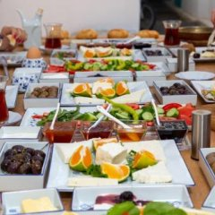 Отель Sigacik Gardenya Buti̇k Otel питание фото 3