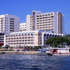 Отель Hyatt Regency Kinabalu Малайзия, Кота-Кинабалу - отзывы, цены и фото номеров - забронировать отель Hyatt Regency Kinabalu онлайн пляж фото 2