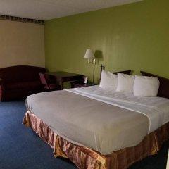 Отель Motel 6 Columbus North/Polaris Колумбус комната для гостей фото 5