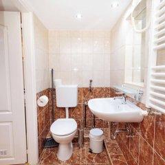 Отель Grand Boulevard Apartments Венгрия, Будапешт - отзывы, цены и фото номеров - забронировать отель Grand Boulevard Apartments онлайн ванная