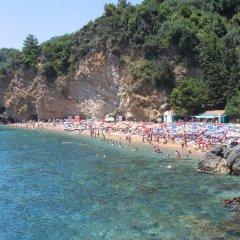 Отель Villa Gracia Черногория, Будва - отзывы, цены и фото номеров - забронировать отель Villa Gracia онлайн пляж