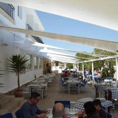Отель Hostal Talamanca питание