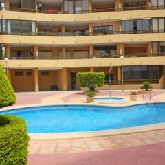 Отель Calpe V Costa Calpe бассейн фото 2