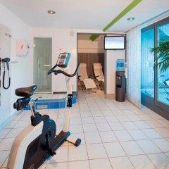 Movenpick Hotel München Airport фитнесс-зал