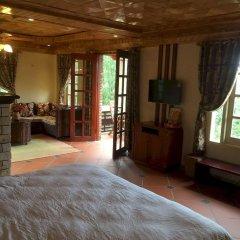 Отель Sapa Garden Bed and Breakfast Вьетнам, Шапа - отзывы, цены и фото номеров - забронировать отель Sapa Garden Bed and Breakfast онлайн комната для гостей фото 5