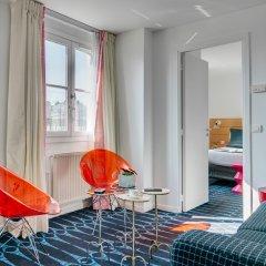 Отель Lorette - Astotel Франция, Париж - 10 отзывов об отеле, цены и фото номеров - забронировать отель Lorette - Astotel онлайн комната для гостей фото 2