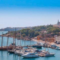 Отель The Preluna Hotel Мальта, Слима - 4 отзыва об отеле, цены и фото номеров - забронировать отель The Preluna Hotel онлайн приотельная территория