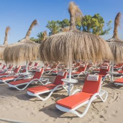 Vincci Estrella del Mar Hotel пляж