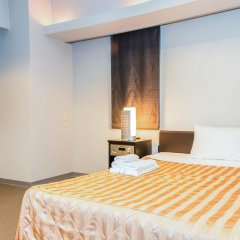 Отель Nissei Fukuoka Фукуока комната для гостей