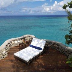 Отель Jamaica Inn пляж
