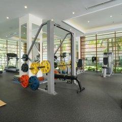 Отель Vinpearl Resort Nha Trang фитнесс-зал фото 3