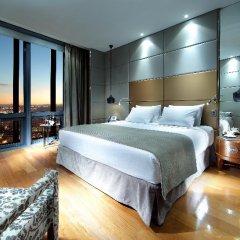 Отель Eurostars Madrid Tower 5* Стандартный номер