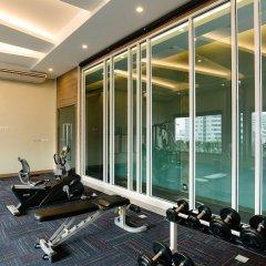 Отель Citrus Sukhumvit 11 Bangkok by Compass Hospitality фитнесс-зал