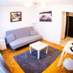 Отель Little Home - Warsaw Royal Польша, Варшава - отзывы, цены и фото номеров - забронировать отель Little Home - Warsaw Royal онлайн комната для гостей фото 4