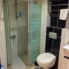Grand Ezel Hotel Турция, Мерсин - отзывы, цены и фото номеров - забронировать отель Grand Ezel Hotel онлайн ванная