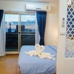 Отель Supalai Mare Pattaya Condo Sea View by Dome Паттайя комната для гостей