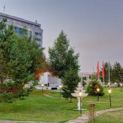 Гостиница Rixos President Astana Казахстан, Нур-Султан - 1 отзыв об отеле, цены и фото номеров - забронировать гостиницу Rixos President Astana онлайн приотельная территория