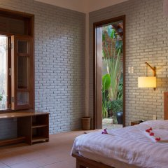 Отель An Bang Sunset Village Homestay комната для гостей фото 2