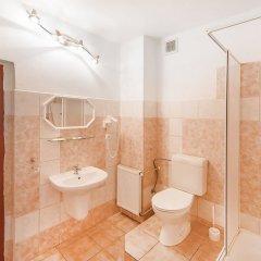 Отель Kucera Чехия, Карловы Вары - 6 отзывов об отеле, цены и фото номеров - забронировать отель Kucera онлайн ванная