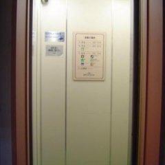 Takasaki Ekimae Plaza Hotel Томиока сейф в номере