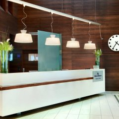 Отель Hilton Brussels City интерьер отеля фото 2