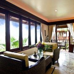 Отель Sandalwood Luxury Villas интерьер отеля фото 3
