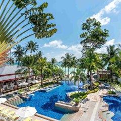 Отель Novotel Samui Resort Chaweng Beach Kandaburi бассейн