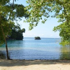Отель Tropical Lagoon Resort пляж фото 2