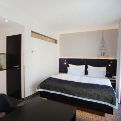 Отель Schiller5 Hotel & Boardinghouse Германия, Мюнхен - 1 отзыв об отеле, цены и фото номеров - забронировать отель Schiller5 Hotel & Boardinghouse онлайн комната для гостей фото 4