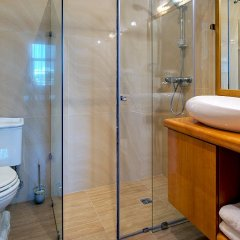 Арк Палас Отель ванная фото 2
