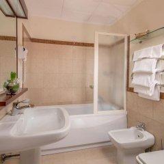 Отель Parkhotel Villa Grazioli Италия, Гроттаферрата - - забронировать отель Parkhotel Villa Grazioli, цены и фото номеров ванная
