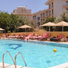 Mert Seaside Hotel Турция, Мармарис - отзывы, цены и фото номеров - забронировать отель Mert Seaside Hotel - All Inclusive онлайн бассейн фото 3