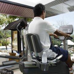 Отель Supalai Resort And Spa Phuket фитнесс-зал фото 3