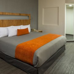 Отель Real Inn Expo Гвадалахара комната для гостей фото 5