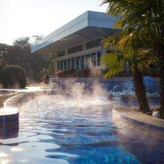 Отель Grand Hotel Terme Италия, Монтегротто-Терме - отзывы, цены и фото номеров - забронировать отель Grand Hotel Terme онлайн бассейн фото 2