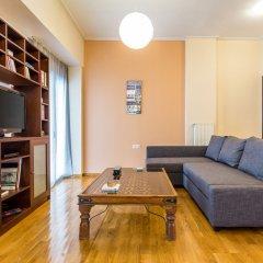 Апартаменты Comfy Apartment for 4 People Афины комната для гостей фото 4