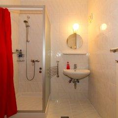 Отель Budavar Pension ванная