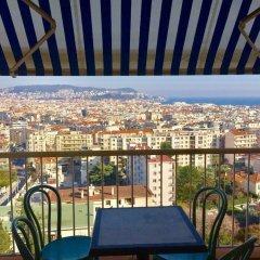 Отель Le Primerose Ницца балкон