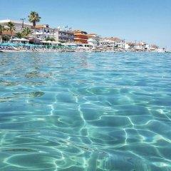 Отель Sand & Sea design apartment Греция, Пефкохори - отзывы, цены и фото номеров - забронировать отель Sand & Sea design apartment онлайн пляж фото 2
