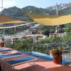 Отель Edenholiday Casa Vacanze Минори бассейн