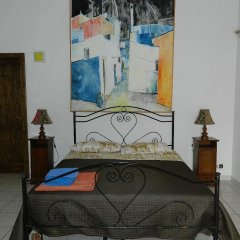 Отель B&B Borgo Pace Лечче комната для гостей фото 5