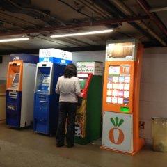 Отель S Bloc Saladaeng банкомат