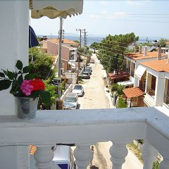 Отель Villa Maria балкон