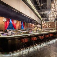 Отель Crowne Plaza Nanjing Jiangning гостиничный бар