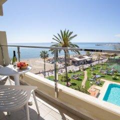 Hotel La Barracuda балкон