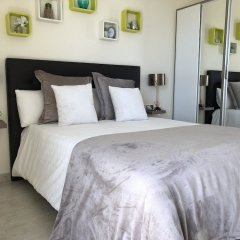 Апартаменты Apartment With 2 Bedrooms in Orihuela, With Wonderful sea View, Pool A комната для гостей